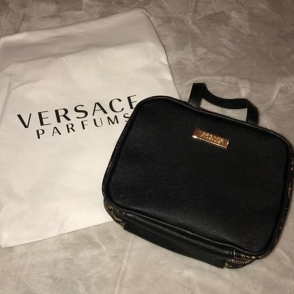 a8de6c0ae79 Versace Bags | Makeup Cosmetic Case Travel Toiletry Bag | Poshmark